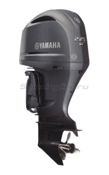 Лодочный мотор Yamaha F225FETX -  1