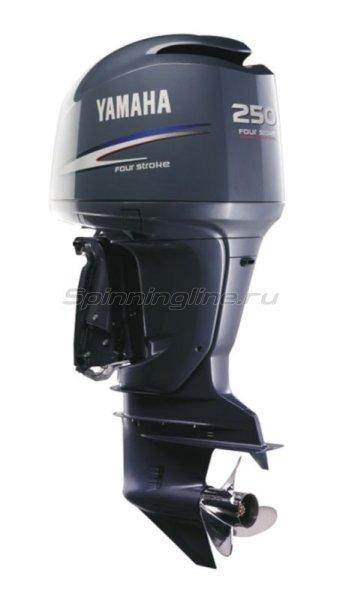 Лодочный мотор Yamaha F250AETX - фотография 1