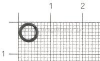 Кольца заводные Kosadaka 1207B-06