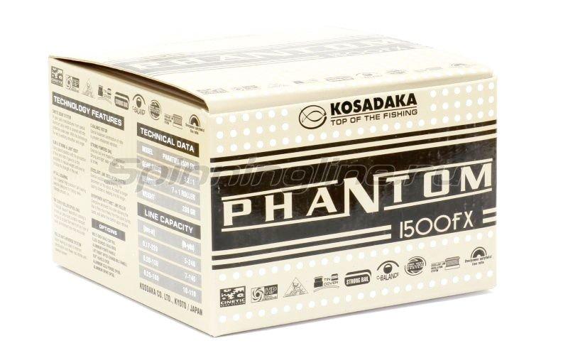 Катушка Kosadaka Phantom 1500 FX -  8