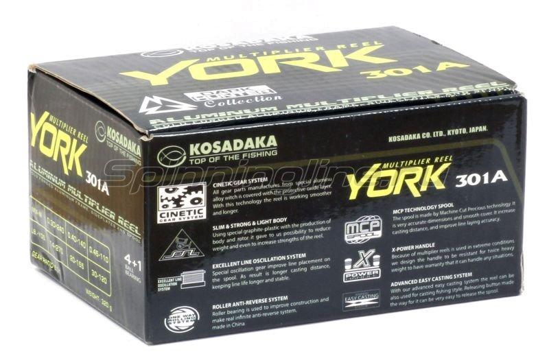 Катушка York 301A -  5