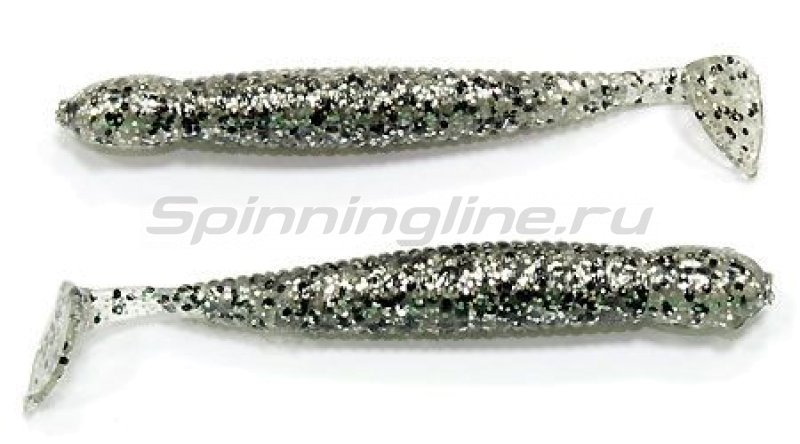 Приманка Big Bite Baits Paddle Tail Grub 2.5-06 -  1