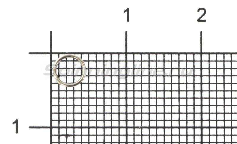 Кольцо заводное Daiwa Tournament Split Ring 4,7мм №1 -  1
