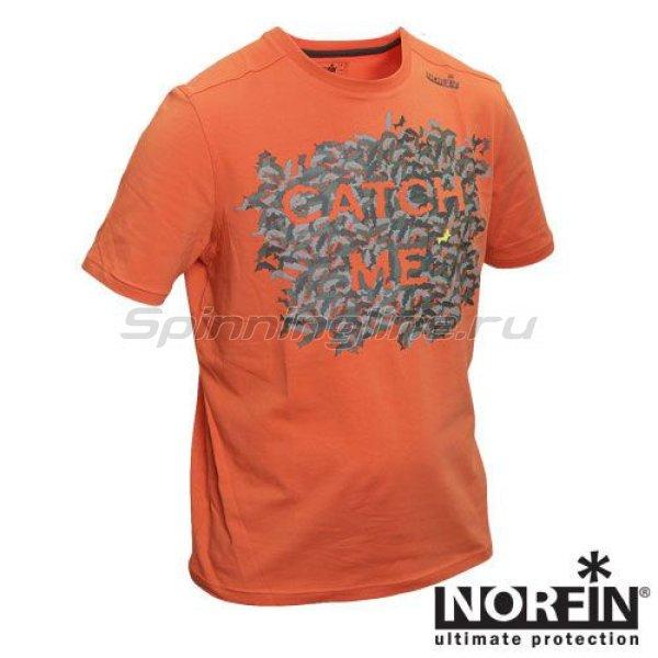 Футболка Norfin Catch ME 05 XXL -  1