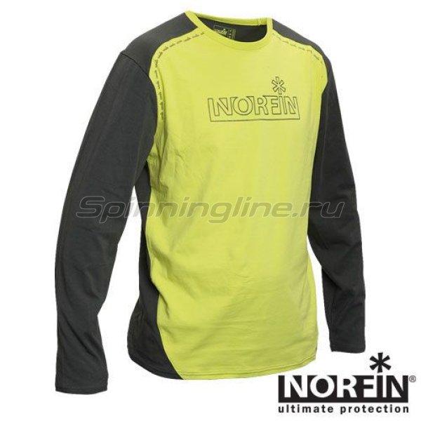Футболка Norfin длинный рукав 01 S -  1