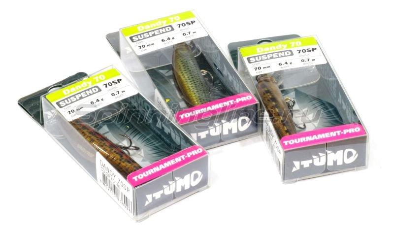 Itumo - Воблер Dandy 90SP 12 - фотография 2