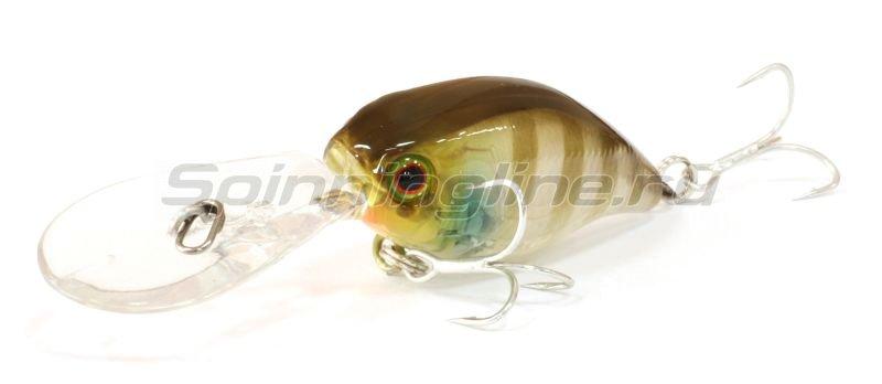 Jackall - Воблер DD Chubby 38F ghost gill - фотография 1