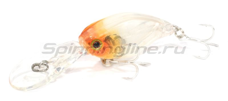 Воблер DD Chubby 38F clear salmon roe head -  1