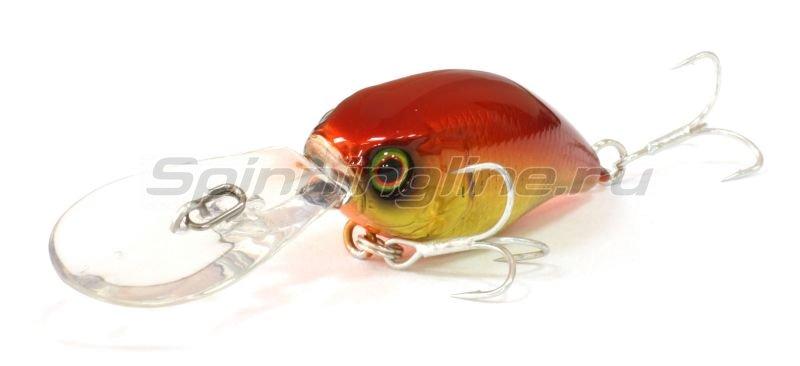 Воблер DD Chubby 38F hl red&gold -  1