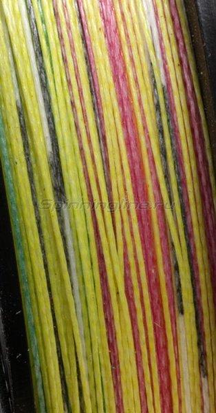 Power Pro - Шнур Depth Hunter Multicolor 150м 0,23мм - фотография 4