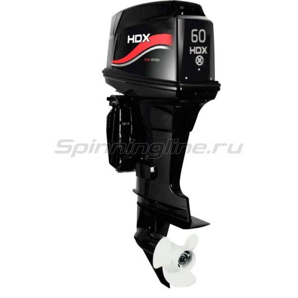 Мотор лодочный 2-тактный HDX T 60 FEL-T - фотография 1