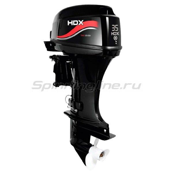 Мотор лодочный 2-тактный HDX T 35 FWS -  1