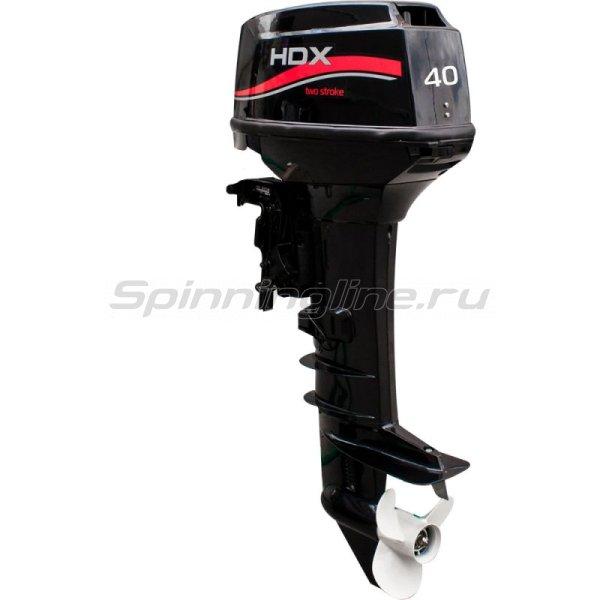 Мотор лодочный 2-тактный HDX T 40 JFWL New -  1