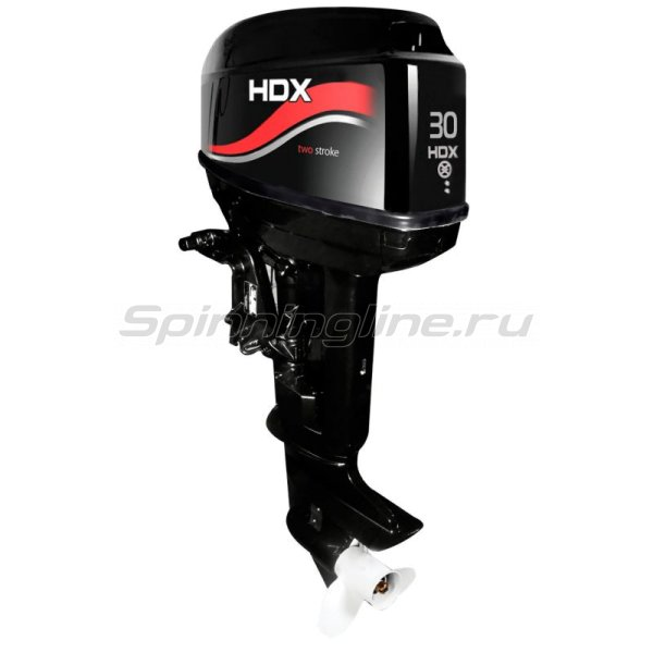 Мотор лодочный 2-тактный HDX T 30 FWS New -  1