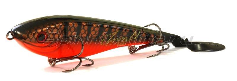 STRIKE PRO - Воблер Bandit Tail EG-138 твистер C192 - фотография 1