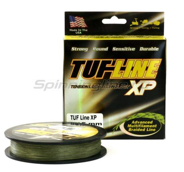 Tuf-Line - Шнур XP 548м 0.15мм green - фотография 1