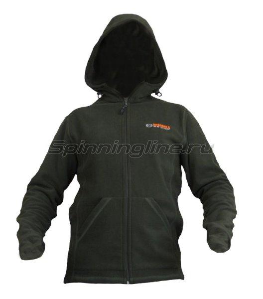 Куртка флисовая Kosadaka JF-01 XXL хаки -  1