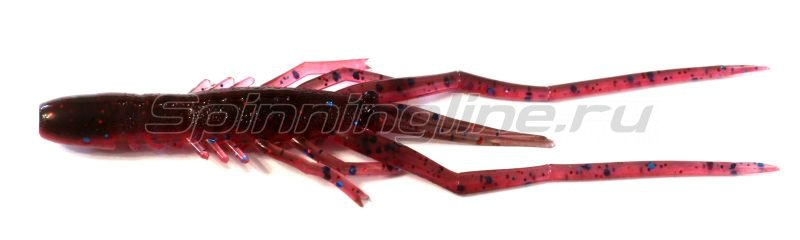 "Приманка Bubble Shrimp 4.5"" ame-zari -  1"