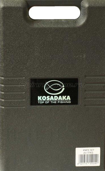 Набор Kosadaka в пластиковом боксе -  2