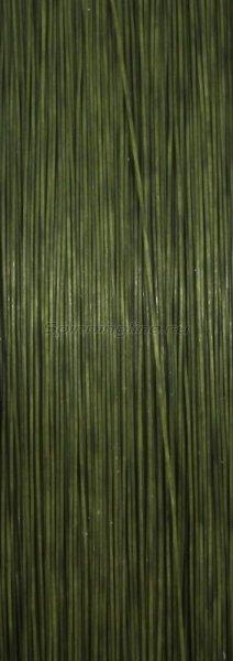 Nanofil Berkley 125м 0,10мм green -  2