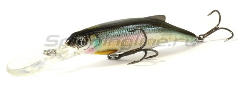 Izumi - Воблер Long Lip Minnow 120F 02 - фотография 1