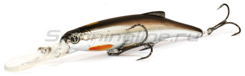Izumi - Воблер Long Lip Minnow 120F 09 - фотография 1