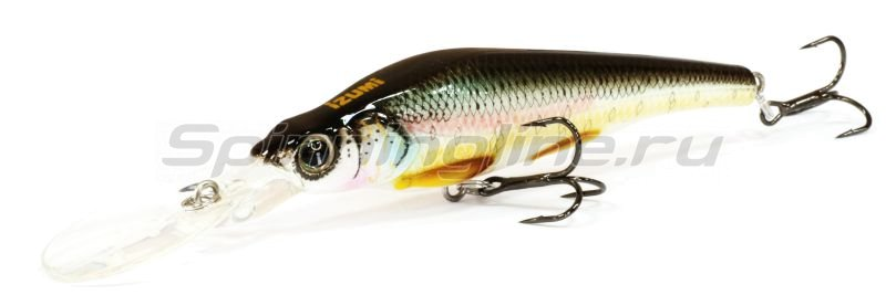 Izumi - Воблер Long Lip Minnow 90F 02 - фотография 1