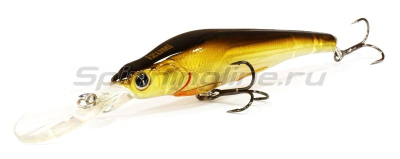 Izumi - Воблер Long Lip Minnow 90F 08 - фотография 1
