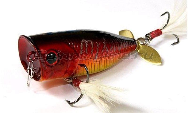 Lucky Craft - Воблер Tone Splash Shadei Gekiatsu Red Gold Tiger 530 - фотография 1