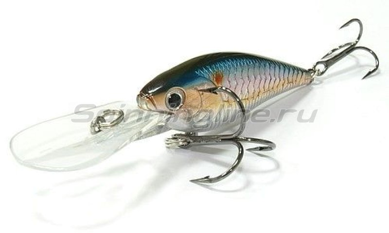 Lucky Craft - ������ Slim Shad D9 MS American Shad 270 - ���������� 1