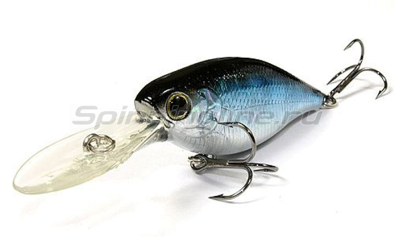 Lucky Craft - Воблер US Shad 65 Aurora Black 052 - фотография 1