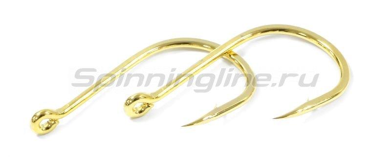 Крючок Chinu new gold №4 -  2