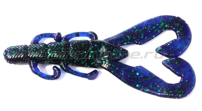 "Pradco Yum - Приманка Mighty craw 3.25"" junebug 304 - фотография 1"