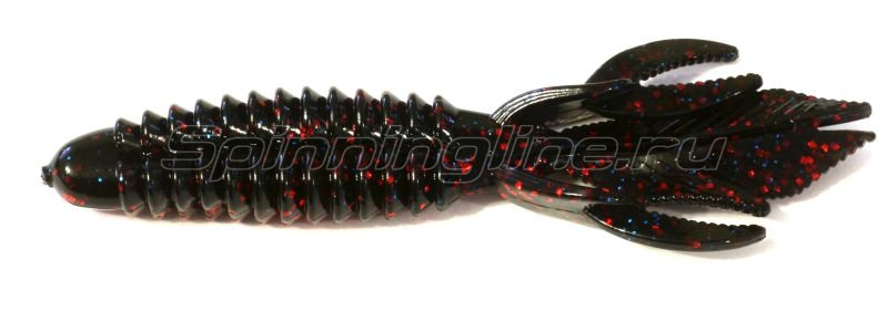 "Приманка Wooly Bug 3.25"" virgo red 3159 -  1"
