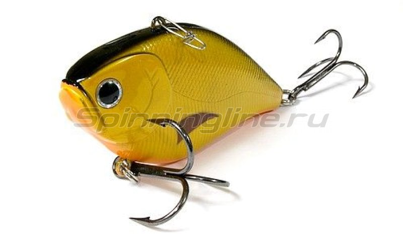 Lucky Craft - Воблер LVR EPG D30RT Cream Yellow Perch 343 - фотография 1
