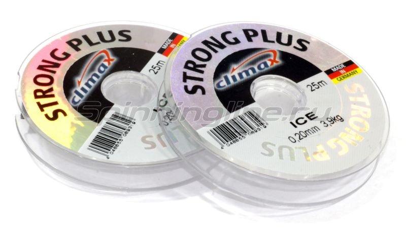 Леска Strong Plus Ice 100м 0,25мм -  1