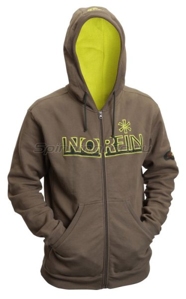 Куртка Norfin Hoody Green 02 M -  1