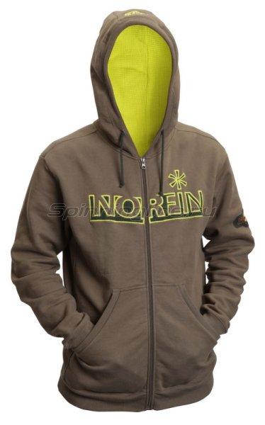 Куртка Norfin Hoody Green 03 L - фотография 1