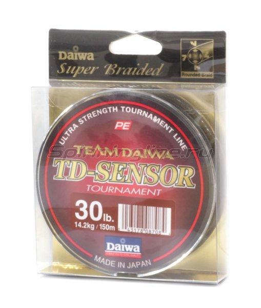 Daiwa - Шнур TD Sensor Tournament 150м 0,26мм - фотография 1