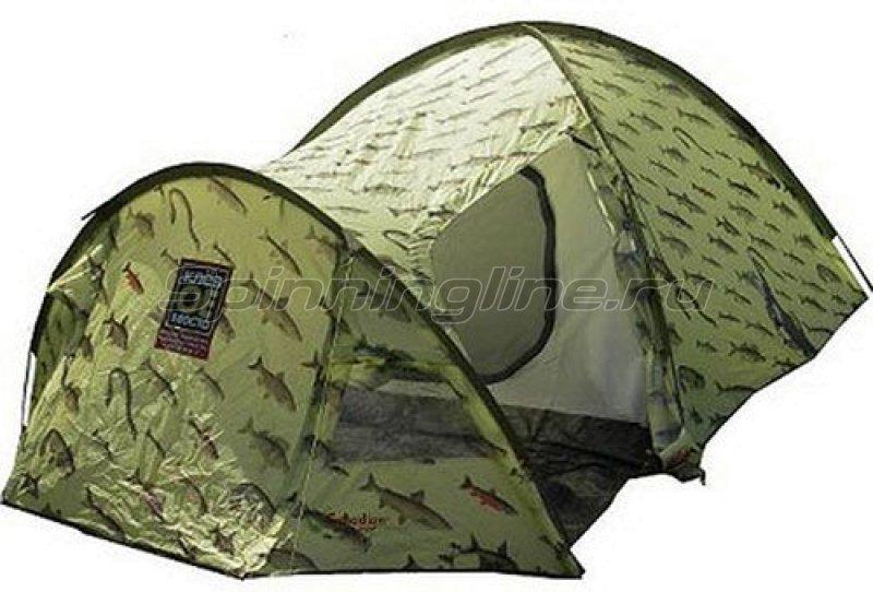 Canadian Camper - Палатка туристическая Fish (цвет Fish) - фотография 1