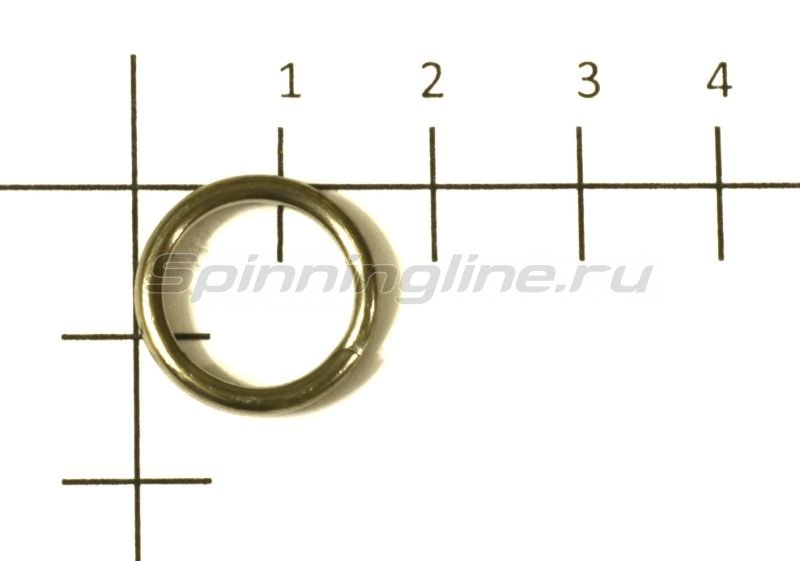Кольца заводные RB №10 16,84мм -  1