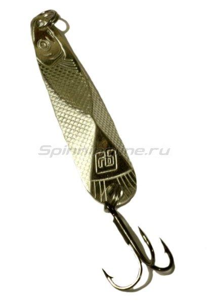 Блесна Делфи 28гр серебро -  1