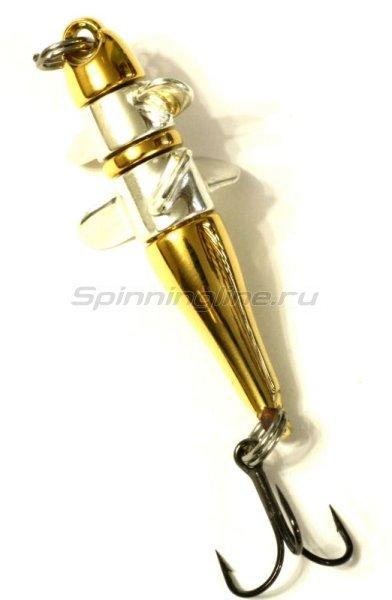 RB - Блесна Оса 11гр золото - фотография 1