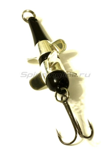 Блесна Стрекоза 16гр чернение -  1