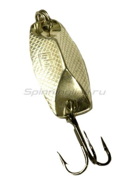 Блесна Трехгранка RB 33гр серебро - фотография 1