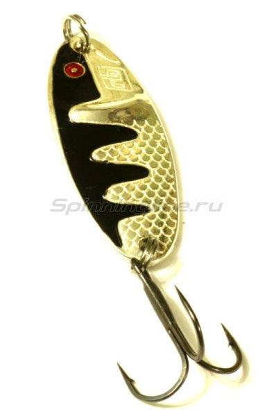 Блесна Черноспинка 17гр серебро -  1