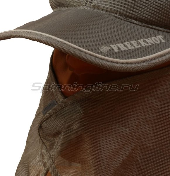 FreeKnot - Кепка Free Knot с защитной сеткой 96 - фотография 2