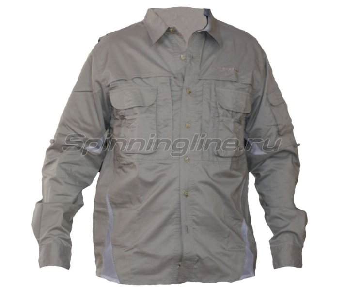 FreeKnot - Рубашка Bowbuwn Field Shirt Olive LL - фотография 1