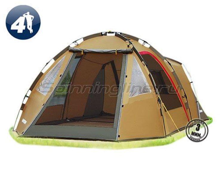 Палатка кемпинговая быстросборная Grand Family -  1