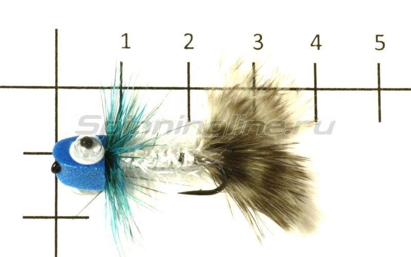 Набор плавающих стримеров на одинарном крючке 753-8-1 №8 -  1